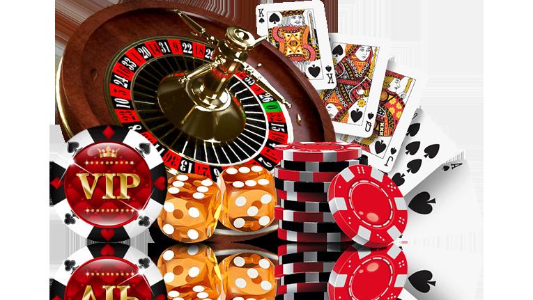 Olika spel hos casinon online